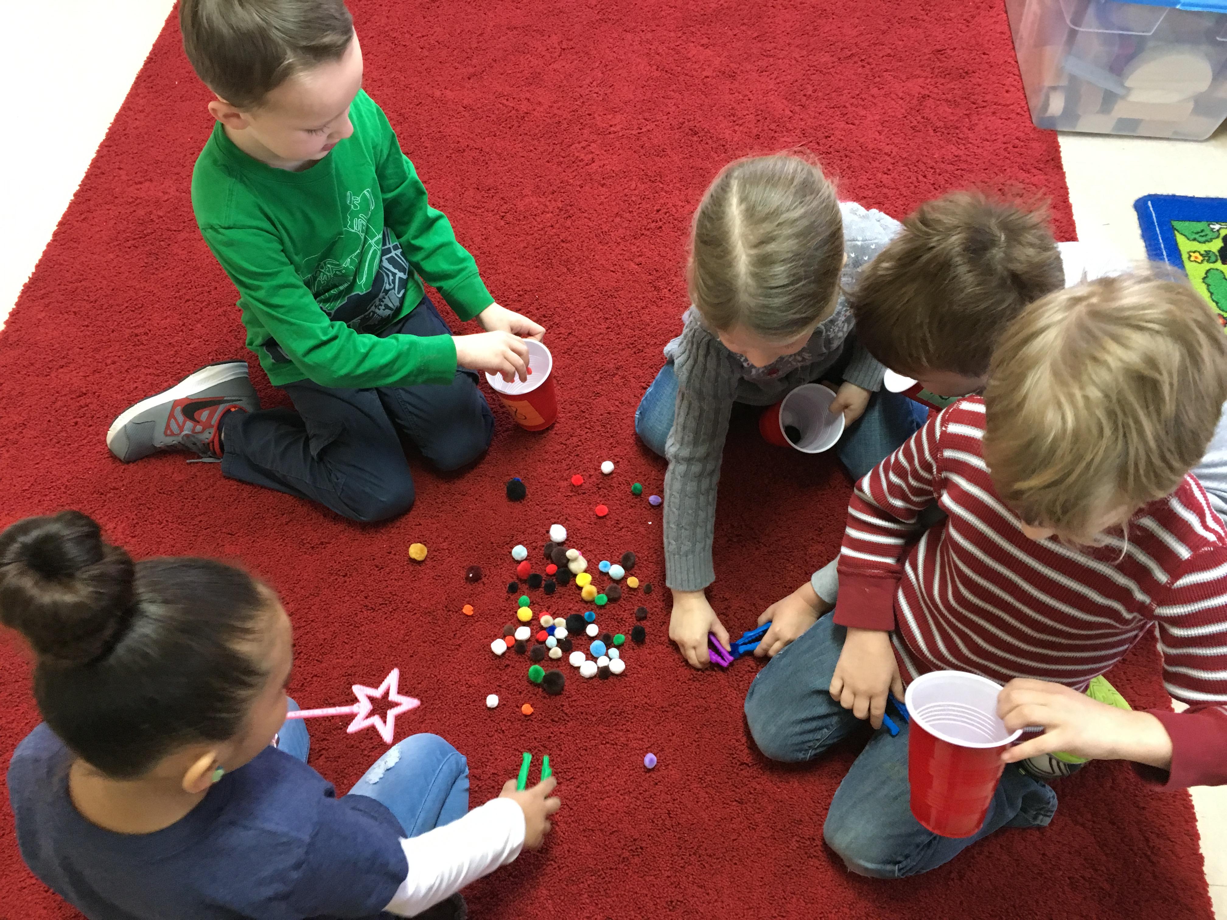 Crofton Nursery School – 2017 – March