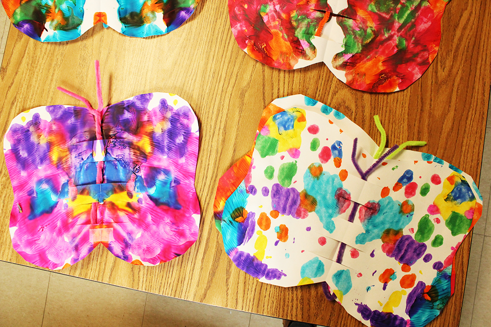 CNS-butterfly-art-projects