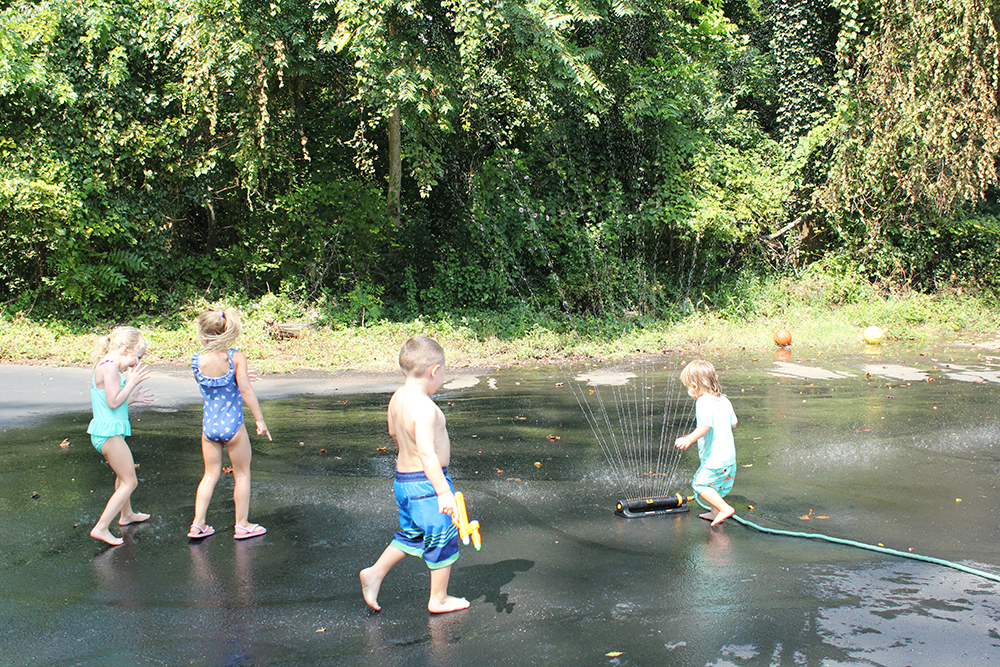 crofton-nursery-school-water-bash-sprinkler